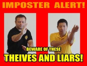 IMPOSTERSTHEIVESLIARS